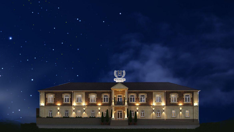 מזבוז – מלון הולינס Holiness