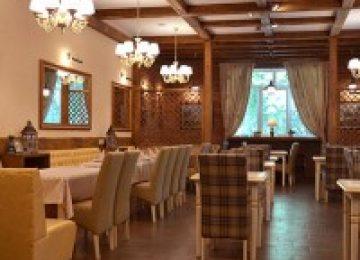 ז'יטומיר כפר החינוך אור אבנר – מסעדת הכפר