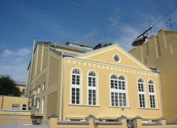 לבוב – בית הכנסת