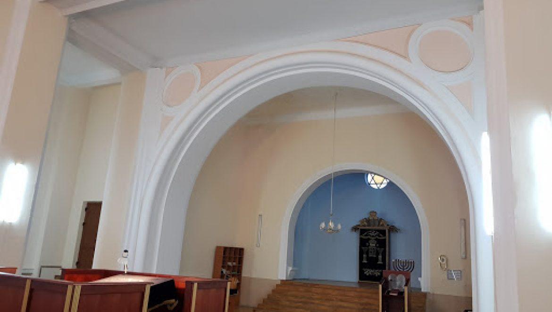 איוונה פרנקובסק –  בית כנסת