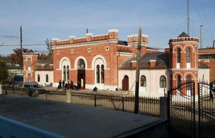 סאדיגורא – בית הכנסת ההסטורי של הרוזינער