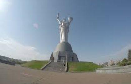 פסל אמא מולדת – קייב