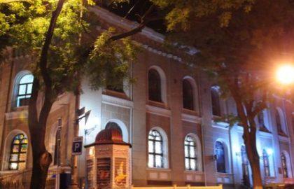 אודסה – בית הכנסת תקווה