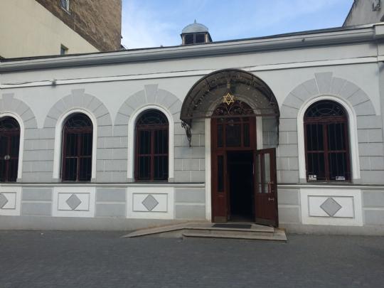 """אודסה – בית הכנסת חב""""ד"""