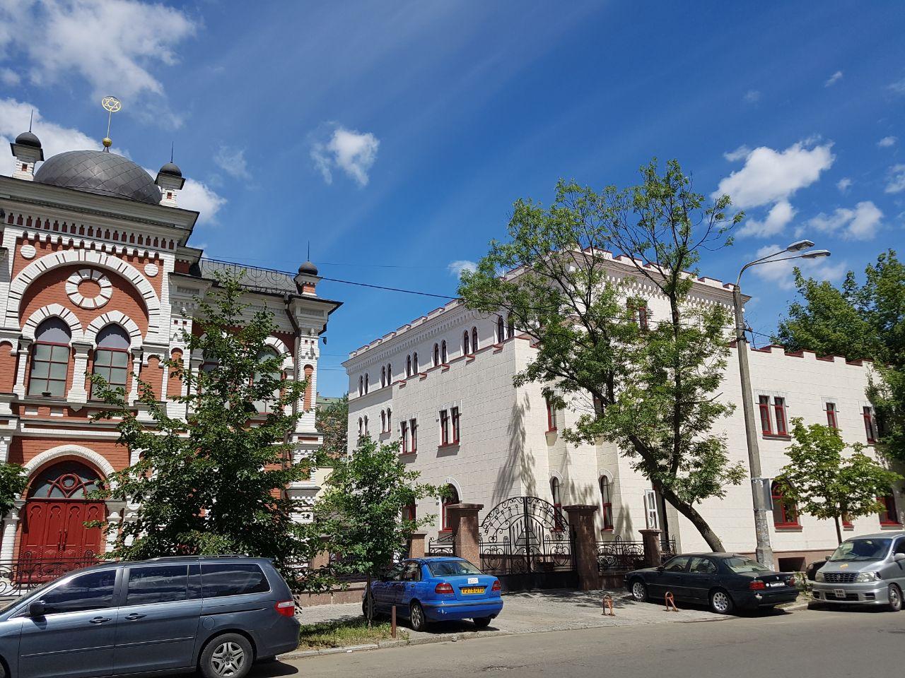 קייב – מלון פדול אין – podol inn
