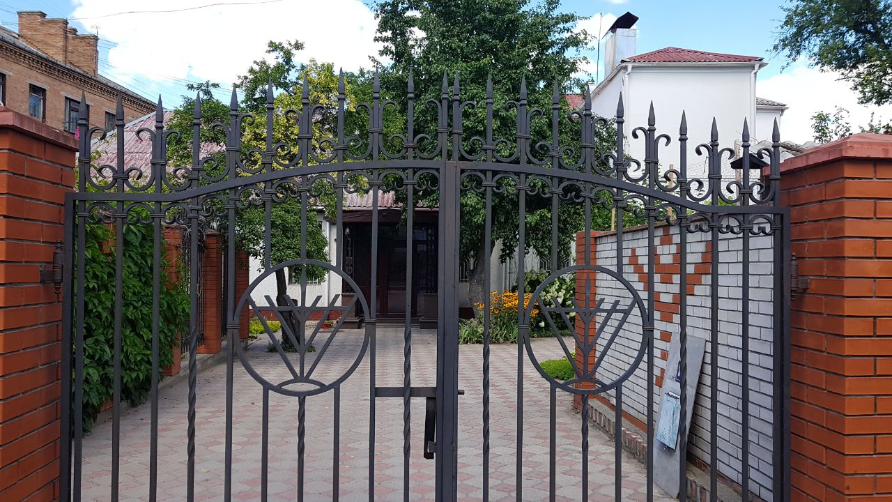 """ברדיצ'ב – בית כנסת חב""""ד"""